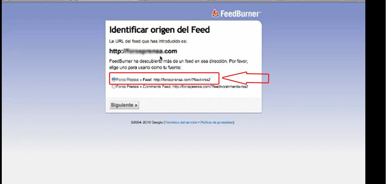 feedburner 3