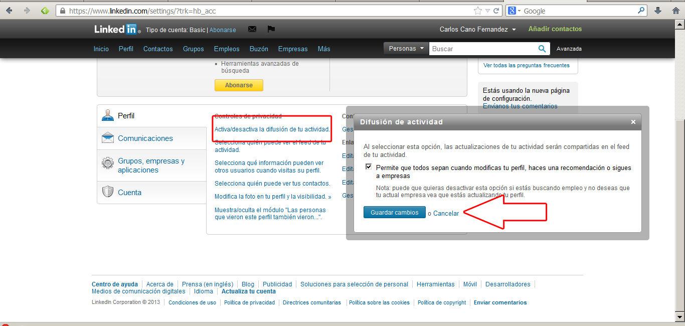 encontrar trabajo en Linkedin 2