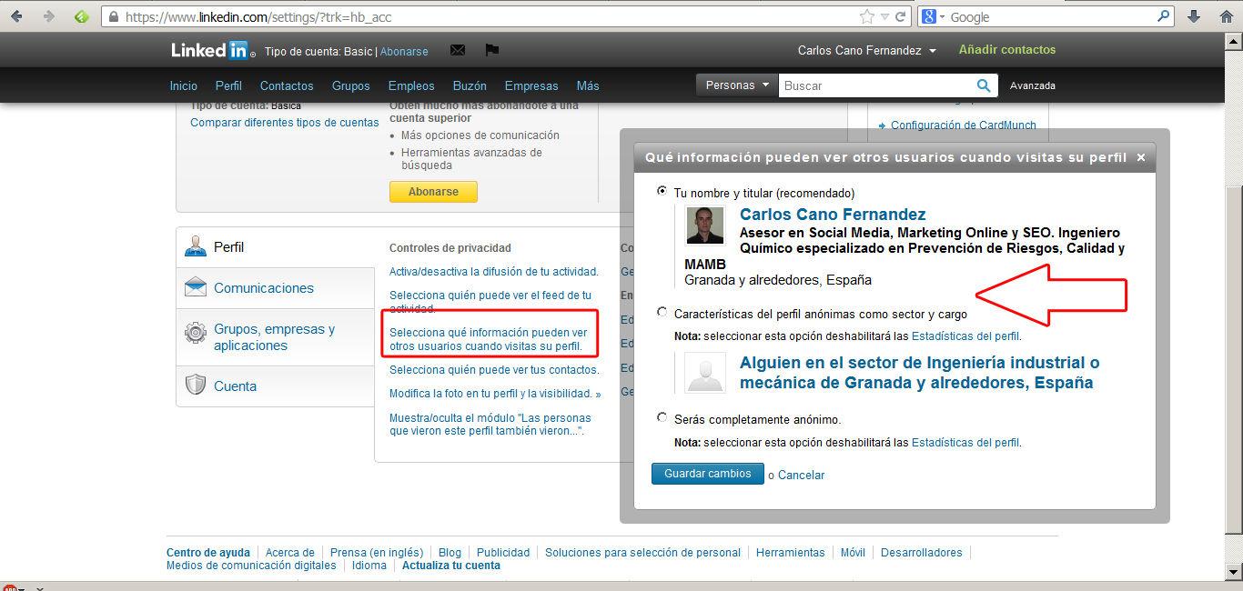 encontrar trabajo en Linkedin 3