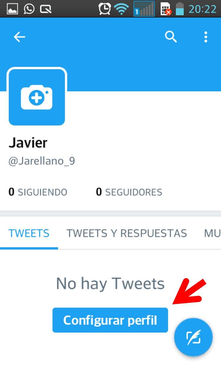 Como usar Twitter