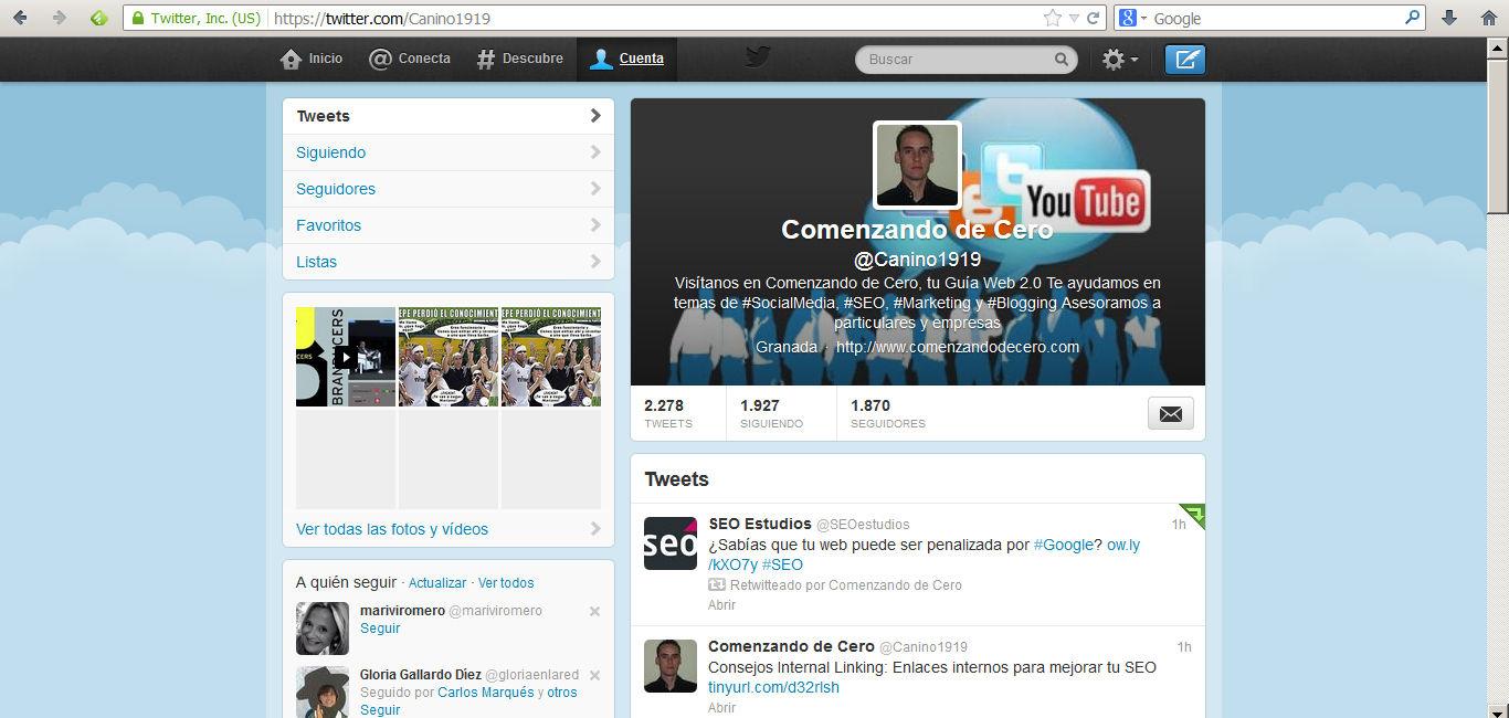 crear una cuenta en twitter 6