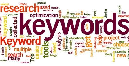 Elegir correctamente las keywords o palabras clave