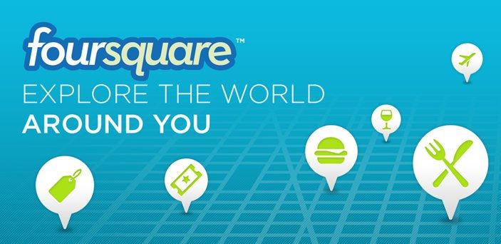 Consejos para usar Foursquare