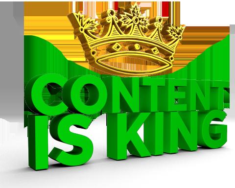 La importancia del contenido en los blogs