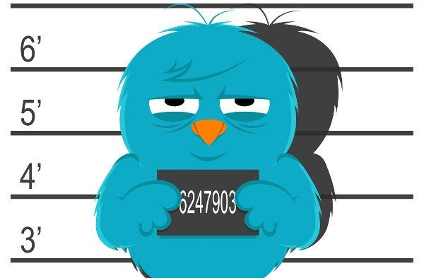 Mensajes peligrosos Twitter