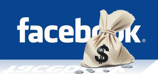 Facebook ganar dinero