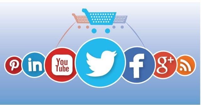 Redes sociales en tiendas online