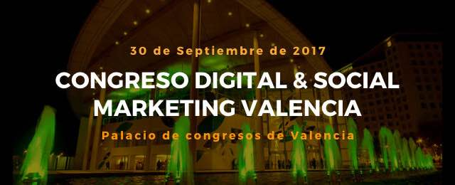 Congreso Social Marketing Valencia