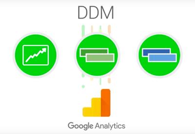 integracion DDM y Google analytics