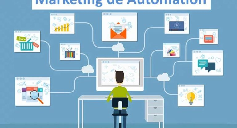 Aplicaciones Marketing automation