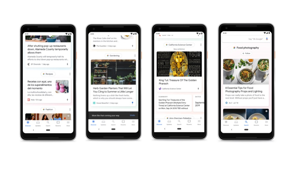 Optimizando tu contenido para Google Discover 1