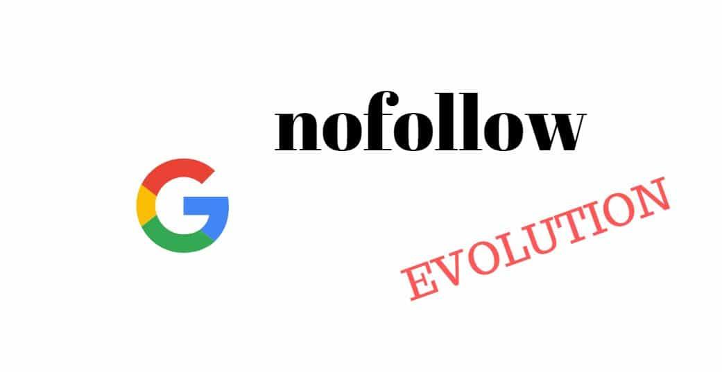 Cambios google nofollow
